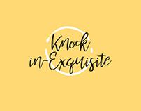 Knock In-Exquisite Branding