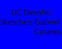 Sketches: Gabriel Casares