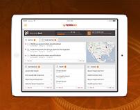 Terrago - iPad app - UI/UX