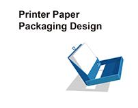 Printer Paper Packaging Design