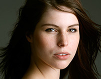 Portrait-studioshoot Natalie M.
