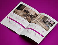 Brochure // Crowne Plaza Hotel