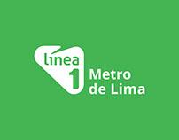 Manual Señalético | Linea 1 Metro de Lima