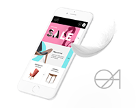 Home store Web / Mobile