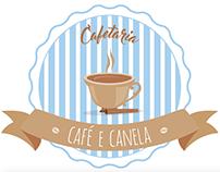 Café e Canela | Design de Identidade