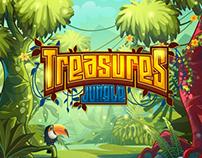 Jungle Treasures GUI