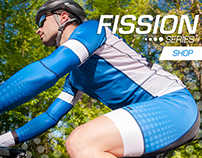 Fission - Cycling Apparel SPRING 2015