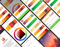 Color Fuel | A Color Picker App