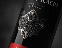 MONTEPALACIO - branding & packaging for spanish wine