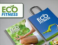 Создание логотипа для  компани Eco Fitness