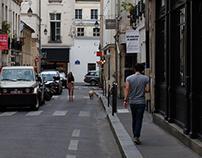 Visual stories, Paris