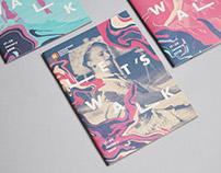 M1 Singapore Fringe Festival 2018 identity