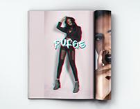PURGE - An Editorial Cover Shoot