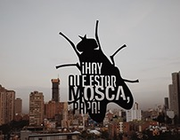 Mosca/ Typographic project