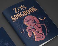 Zelda Song Book