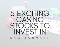 5 Exciting Casino Stocks To Invest In