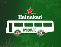 Heineken on board