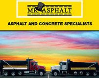 Mr. Asphalt Marketing Brochure