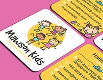 Mawson Kids - Brand Identity