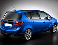 GM Spin aka Opel Meriva