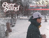 "SLEEP SINATRA x THE PRXSPECT - Overstand - 7"" vinyl"