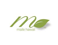 Maile Hawaii Logo Mark