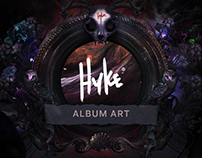Hyke® Album Art Collection