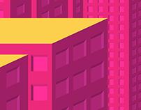 Buildings – illustrations