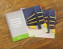 Material Handling Tabbed Brochure