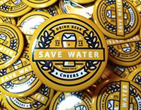 Save Water. Drink Beer