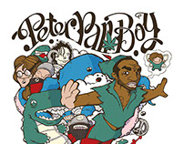 Album Cover PeterPanBoy - Kempi