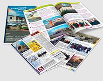 Webdesign et Edition pour la ville de santec
