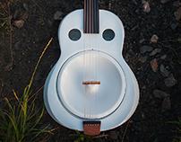 Porcelain Guitar