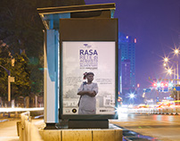 RASA Documentary - Movie poster and DVD cover
