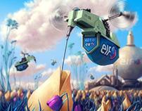 """""""ELF Future"""" Series"""