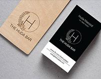 The Huda Bar Branding