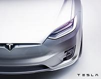 Tesla Model X (Official)