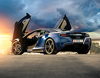 McLaren Gemballa