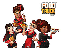 Food Truck Chef - Spicy Chefs