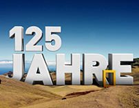 National Geographic Channel I 125 Years
