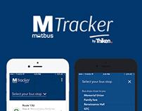 Matbus Tracker - iOS App Concept