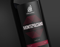 Montepulciano Brand & packaging