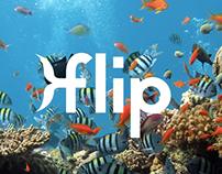 FLIP: The Underwater FitBit for Kids