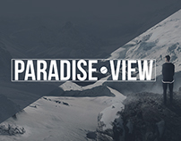 PARADISE VIEW • Matte Painting