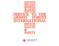 American Red Cross Advertisement