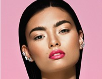 Projecteur's Magazine Top 4 Beauty Trends- Spring