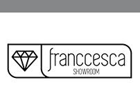 Diseño de Identidad | franccesca - showroom