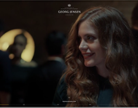 Georg Jensen - Interactive experience and campaign