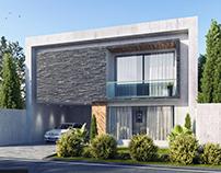 Exterior Architecture HOUSE