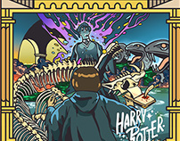 Harry Potter Reillustrate